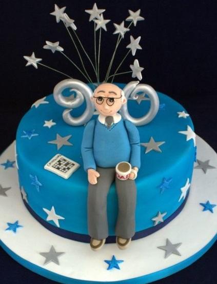 Grand Dad Birthday Cake At Birthdaypk