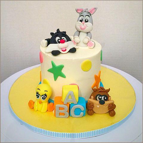 Cartoon Characters Kids Birthday Cake Customise Your Birthday Cake
